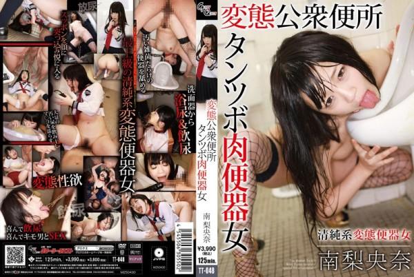 JAV Download Riona Minami [TT 048] 変態公衆便所タンツボ肉便器女 南梨央奈 2013 05 02