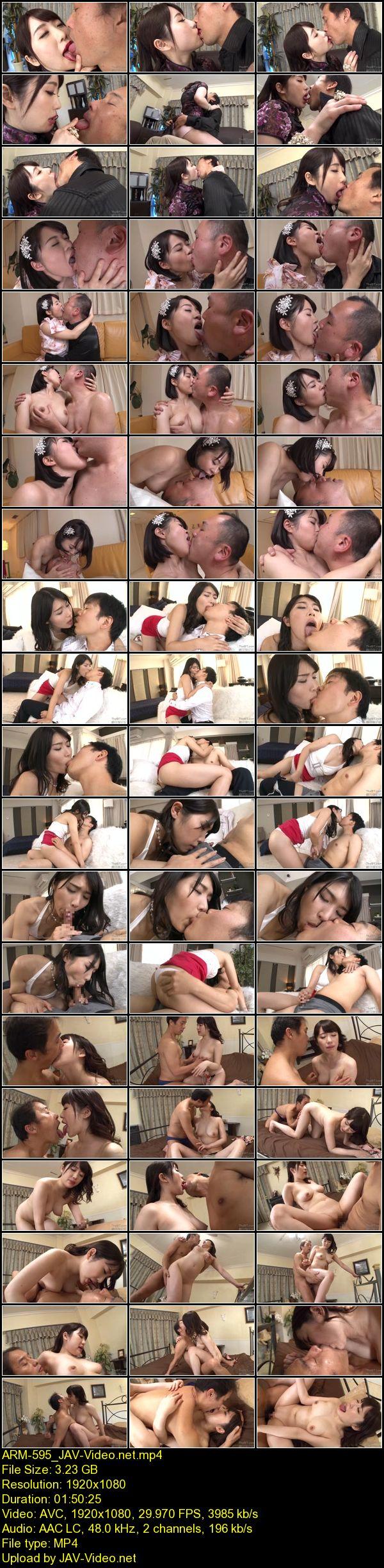JAV Download [ARM 595] 接吻サロン・オムニバス 女優 アロマ企画 2017 04 13