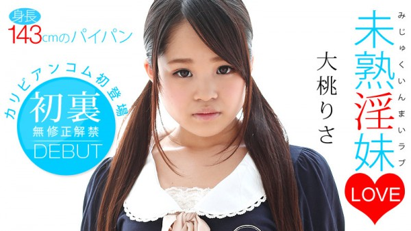 JAV Download Risa Omomo – Caribbeancom / カリビアンコム 011114 520 未熟淫妹LOVE Lolita ロリ系 2014 01 11