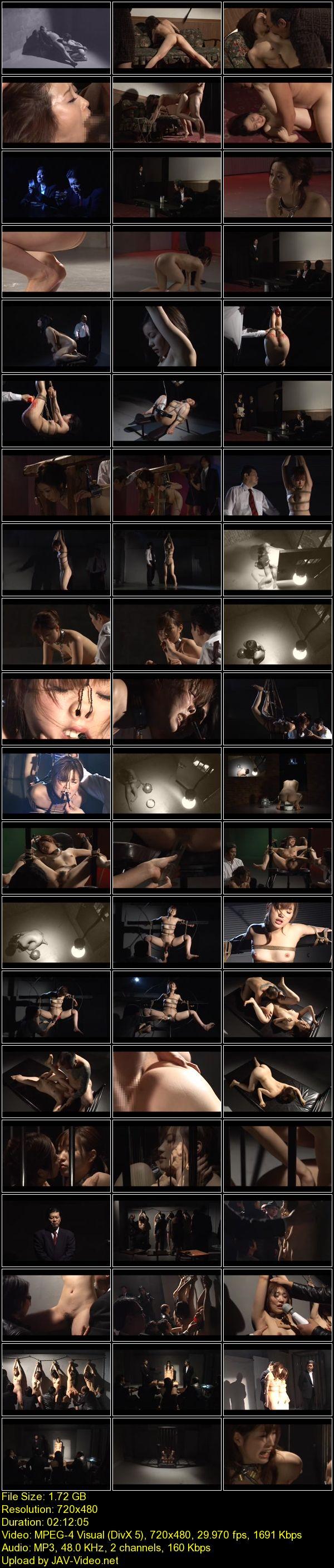 JAV Download Yuu Kawakami (Shizuku Morino), Aki Yoshinaga [CMC 001] 奴隷市場の女  2 シネマジック 吉永あき 縛り Torture 2008 04 01