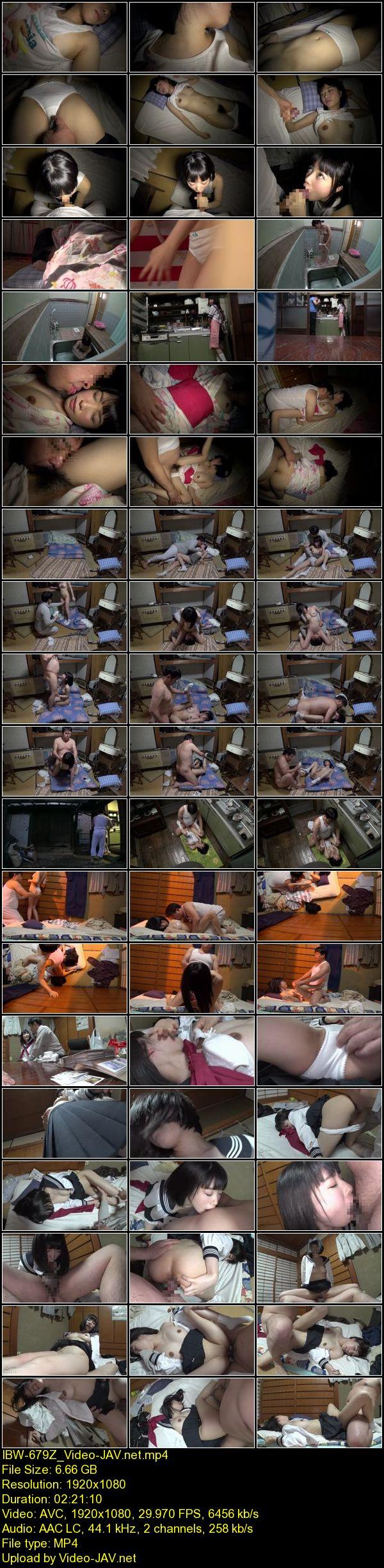 JAV Download Kotori Morino [IBW 679Z] 父親に犯され続ける娘の近親相姦映像 もりの小鳥 企画 Fetish 2018 05 25