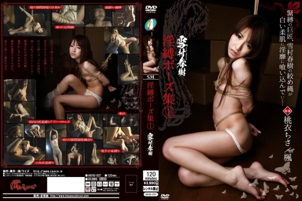 JAV Download Chisa Momokoromo [AKHO 037] 雪村春樹 淫縛ポーズ集 1 SM 2012 05 13
