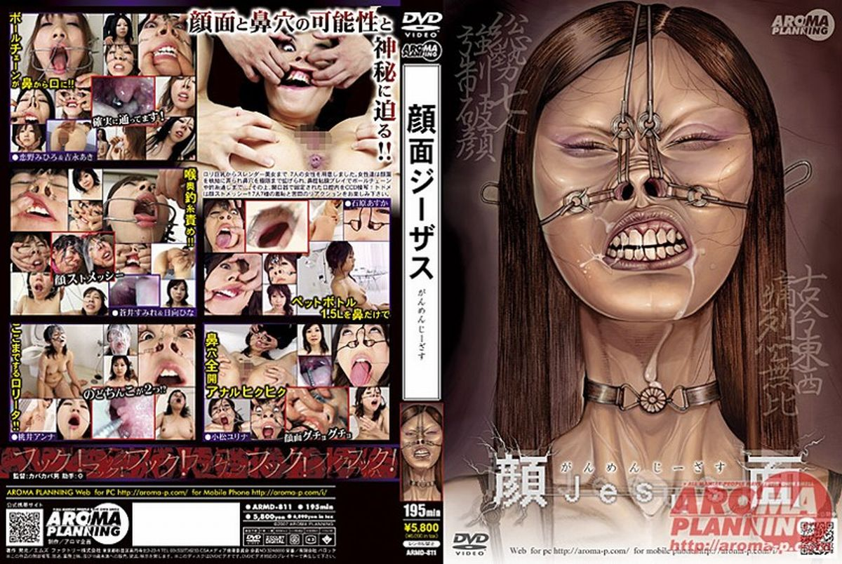 JAV Download [ARMD 811] 顔面ジーザス 195分 Rape 凌辱 2007 11 25
