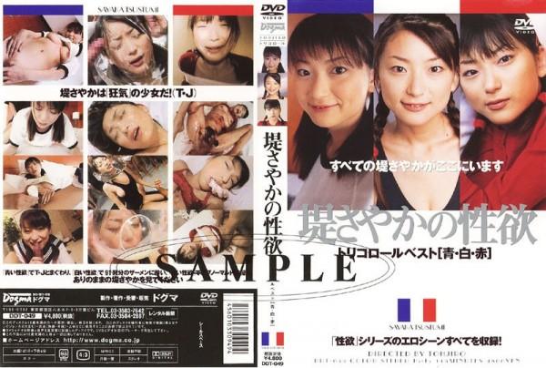 JAV Download Sayaka Tsutsumi [DDT 049] 堤さやかの性欲 トリコロールベスト 2002 10 10
