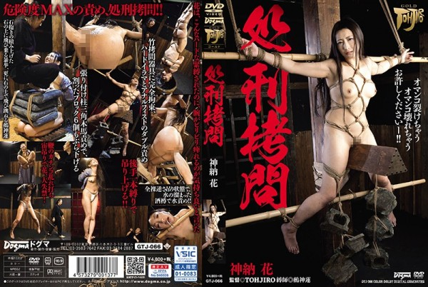 JAV Download Hana Kano [GTJ 066] 処刑拷問 SM TOHJIRO Fist アナル 2018 12 19