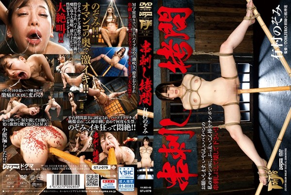 JAV Download Nozomi Arimura [GTJ 079] 串刺し拷問 Humiliation スパンキング・鞭打ち Torture 2019 12 19