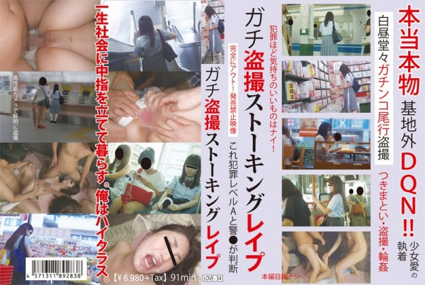 JAV Download [LOVE 34] ガチ盗撮ストーキングレイプ 2013 11 22