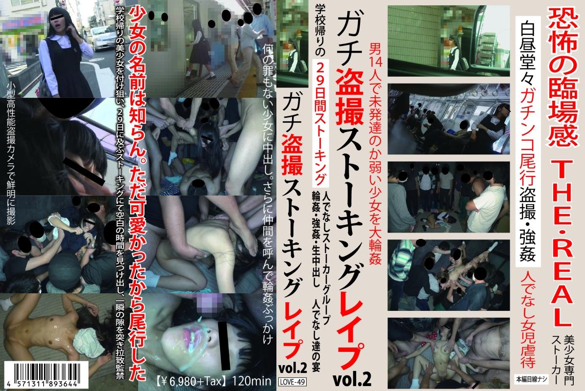 JAV Download Ichigo Aoi [LOVE 49] ガチ盗撮ストーキングレイプ 2 Rape 2014 01 24