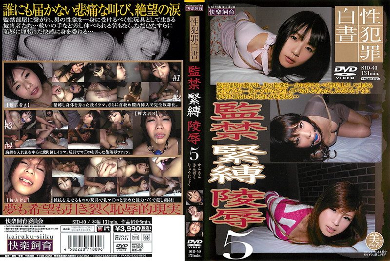 JAV Download Tsubomi, Rina Kikugawa, Miyu Natsuki [SID 040] 監禁緊縛陵辱 5 快楽飼育 131分 2012 06 01