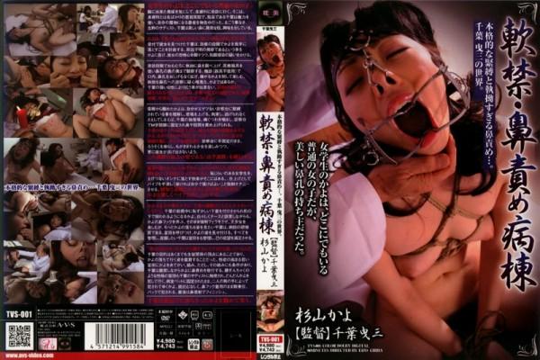 JAV Download Kayo Sugiyama [TVS 001] 軟禁・鼻責め病棟 SM Fetish AVS collector's 2007 12 13