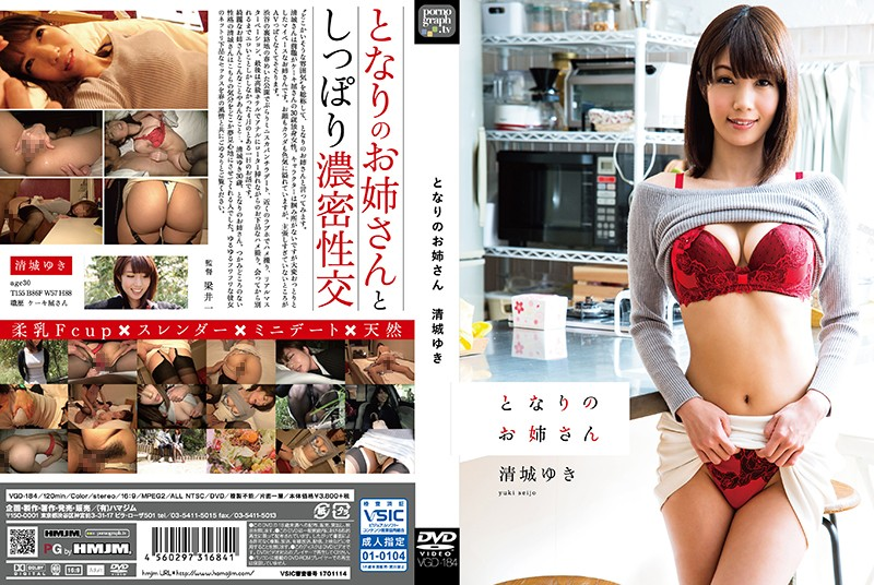 JAV Download Yuki Kiyoshiro [VGD 184] となりのお姉さん 清城ゆき 盗撮 素人 ラブホテル(盗撮) 2017 06 24