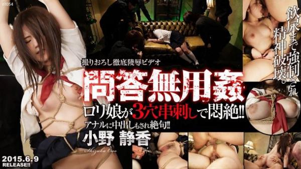 JAV Download Shizuka Ono   Tokyo Hot n1054 問答無用姦 小野静香 2015 06 09
