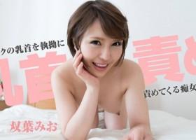 Mio Futaba – Heyzo 1895 ボクの乳首を執拗に責めてくる痴女姉さん – 双葉みお Creampie 中出し 2018-12-30