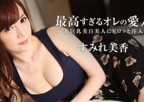 Mika Sumire – Heyzo 1924 最高すぎるオレの愛人~美巨乳美白美人にドロッと注入~ – すみれ美香 Big Tits 巨乳 2019-02-09